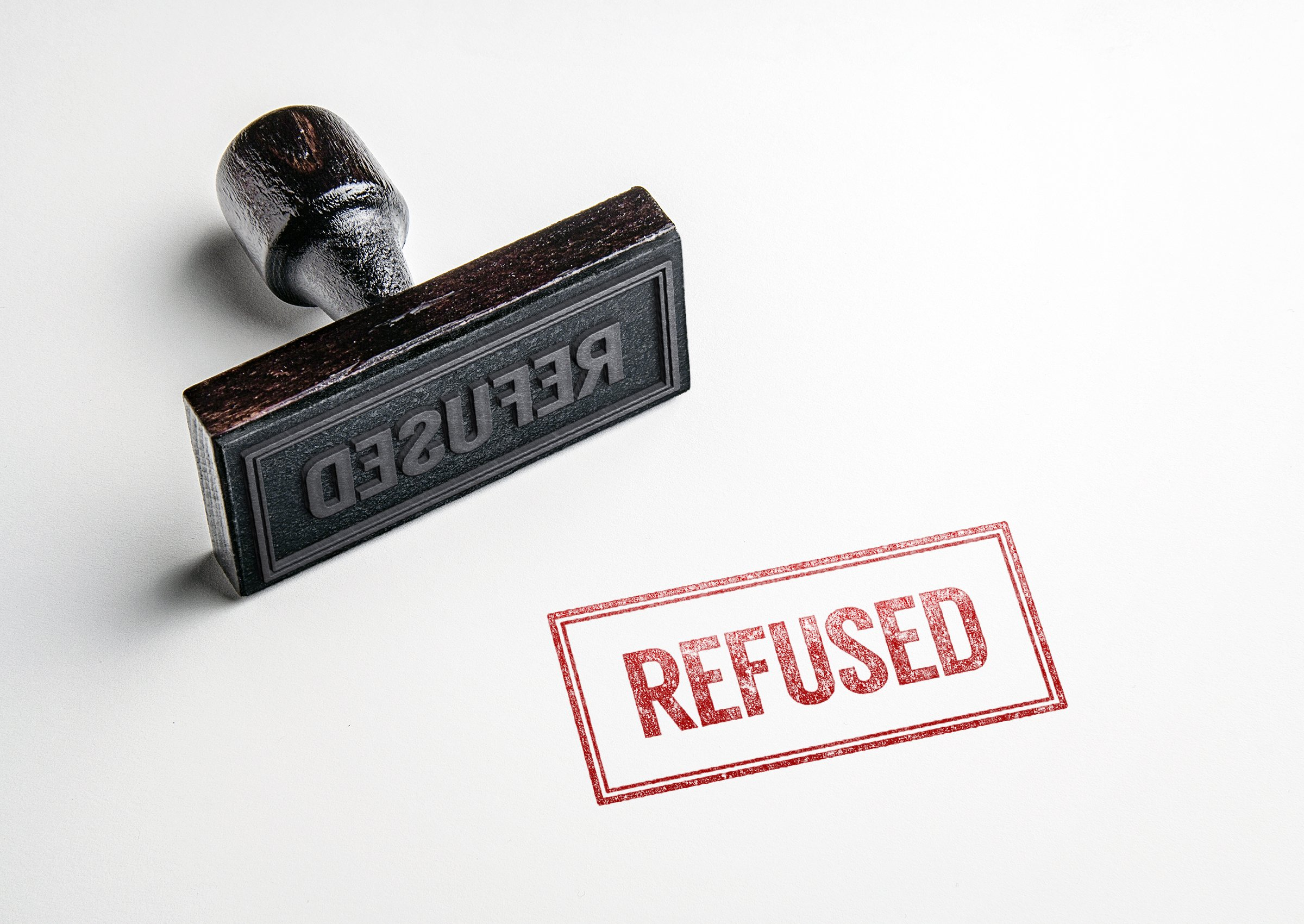 Can a pension transfer be refused?
