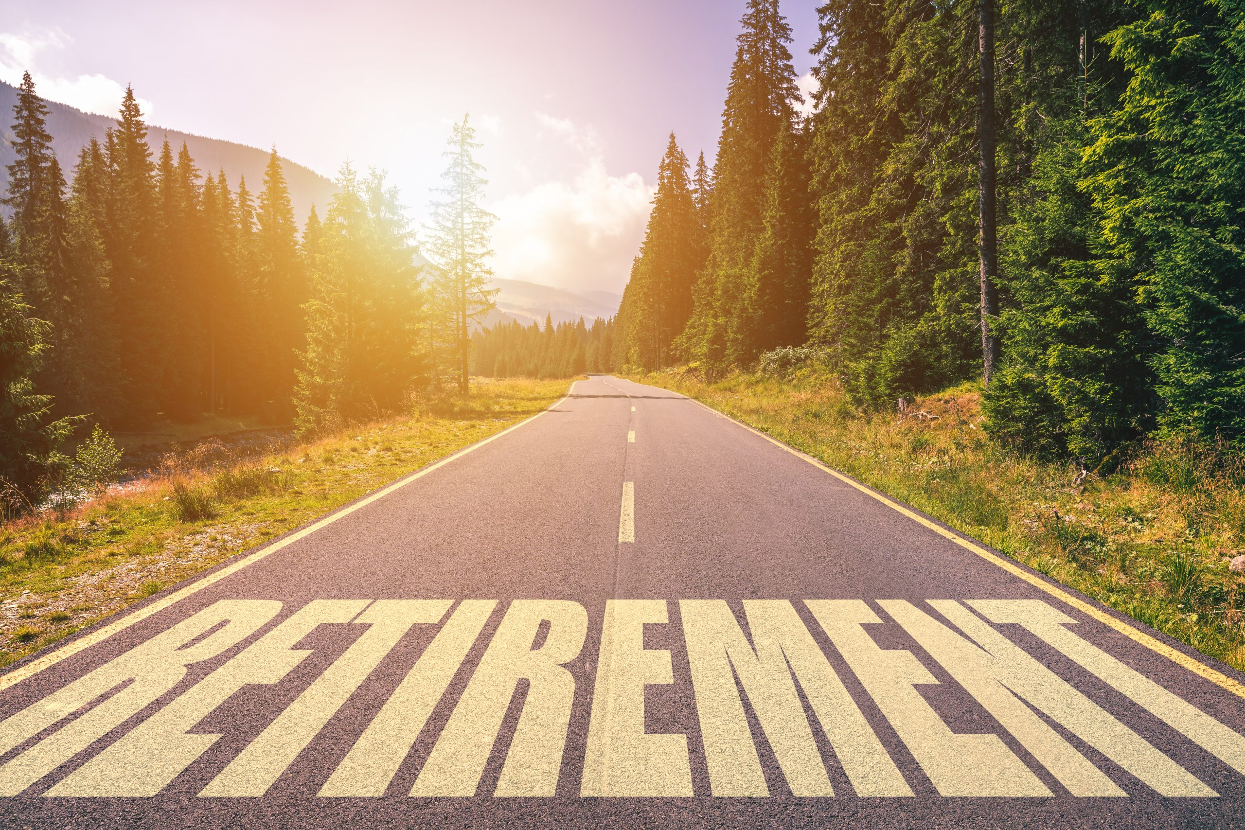 What are the steps in retirement planning?